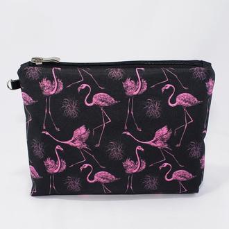 Косметичка «Фламинго»