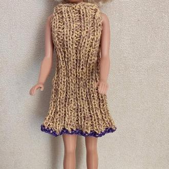 В'язане плаття силуетне