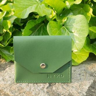 Кошелек конверт (green)