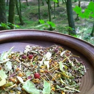Травяной чай VIDVAR,купаж 3, успокаивающее