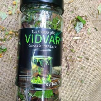 VIDVAR, травяной чай, купаж 5