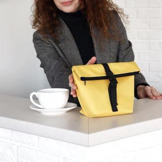 Термосумка Lunch bag S жовта