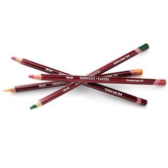 Карандаш пастельный DERWENT Pastel Pencils мягкий для проф. D-2300***_ванильный (P010)