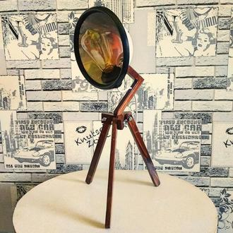 Настольная лампа на треноге «Cyclops»