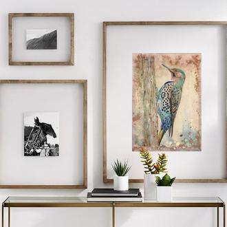 Птица счастья. Рисунок,  2020г Автор - Мишарева Наталья