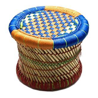 Табурет плетенный