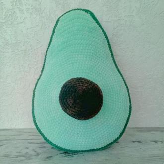 Подушка-авокадо