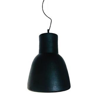 Подвесной светильник керамический черный C001-20