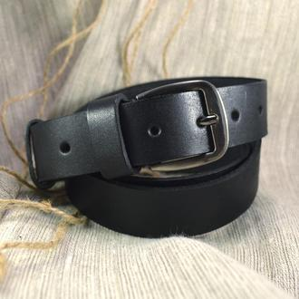 Женский кожаный ремень M-01