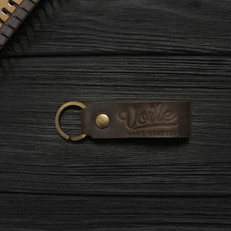 Брелок для ключей VOILE vl-kch1-brn коричневый