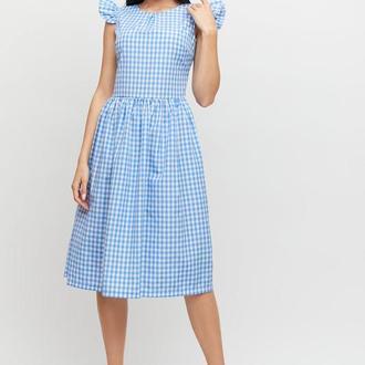 Платье Ибица