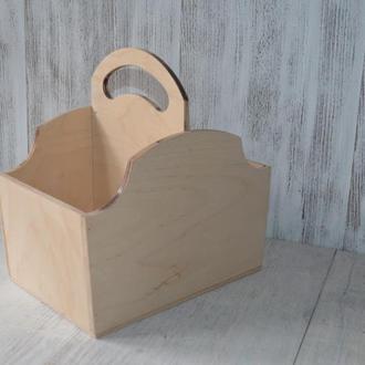 Короб для специй. Заготовка