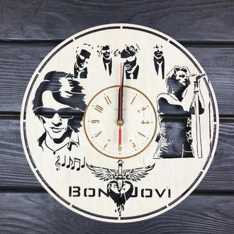 Часы настенные «Bon Jovi»