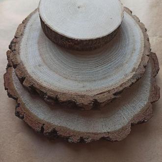 Спіл дуба, дерев'яний зріз