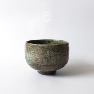 """Work no. 617W — чаша, тяван, пиала чаван """"Other Side Of The Moon"""", teabowl in japanese style"""