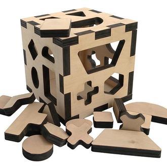 "Сортер-куб ""Тетріс"""