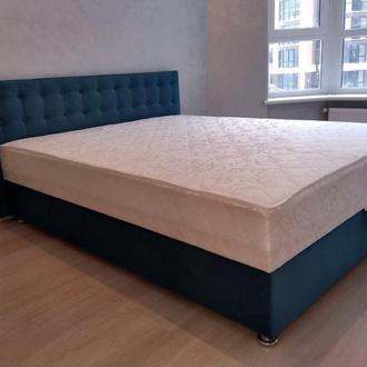 Камила.Двуспальная кровать с матрасом.160/200
