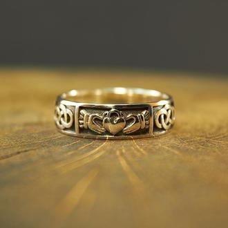 Кладдахское ирландское кольцо