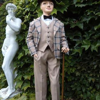 """Художественная кукла """" Стивен"""" - рост 106см., Авторская кукла, Будуарная кукла, Коллекционная кукла."""