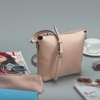 Женская сумка из итальянской кожи