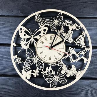 Настенные часы «Вальс бабочек»