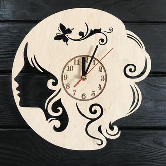 Часы настенные «Салон красоты»