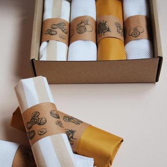 Набор мешочков для продуктов киев, эко мешочки киев, екомішечки киев, екоторбинки чернигов