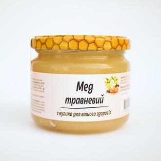 Мед майский 400 г ТМ Медова Скарбниця