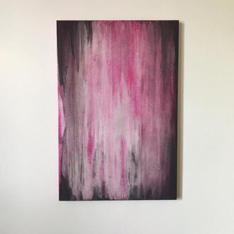 Интерьерная абстрактная картина