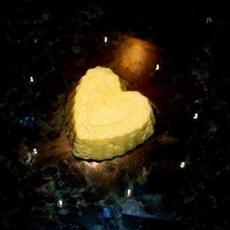 Антицеллюлитное мыло-скраб с люфой