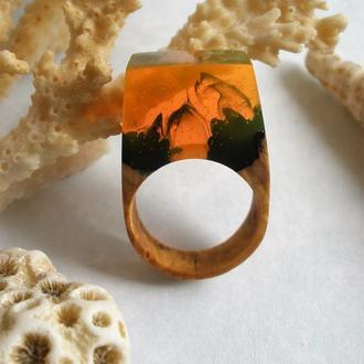 """Кольцо """"Танец Драконов"""""""