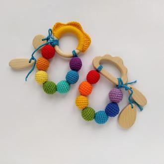 Грызунок -прорезыватель  подарок для малышей