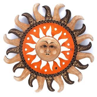 Зеркало настенное декоративное Солнце