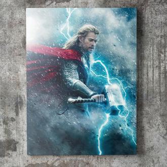 Картина на холсте Тор / Thor (TR007)