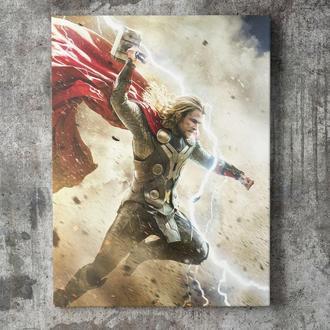 Картина на холсте Тор / Thor (TR008)
