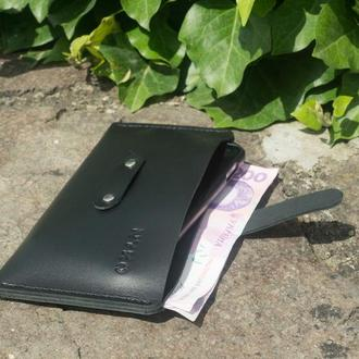 Кошелек чехол для телефона (black)