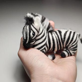 """Игрушка """"Маленькая зебра"""""""