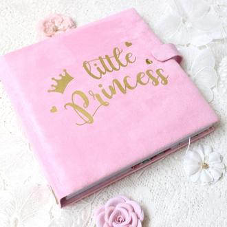 Альбом для девочки , бебибук для девочки , мамин дневник , подарок новорожденной