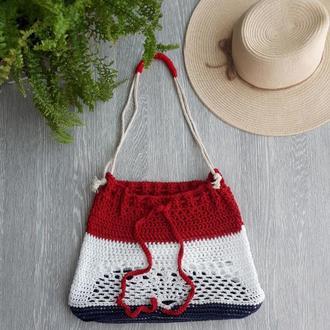 Пляжная сумка/авоська