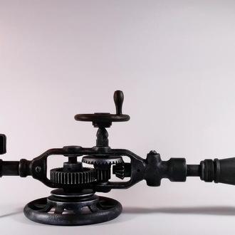 Loft Настольная лампа Steampunk (Howitzer RT302)