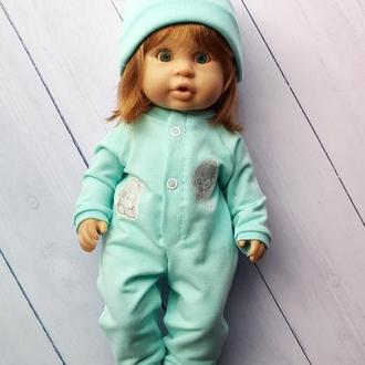 Выкройки одежды для кукол Baby Born, Паола и др. по вашим параметрам куклы