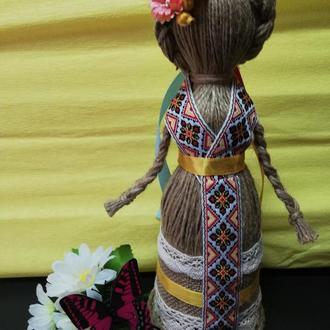 "Кукла-мотанка ""Берегиня"" Рост 30 см."
