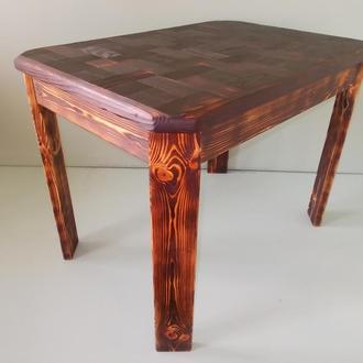 Стол  с наборной столешницей