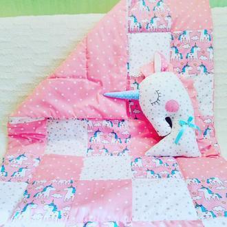 Лоскутное одеялко!