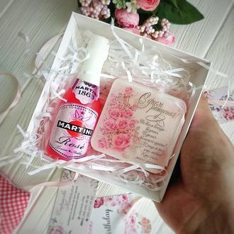 Набор мыла Подарочный