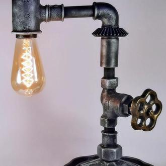 Loft Настольная лампа Steampunk (Dark King)