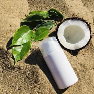 Натуральный солнцезащитный крем для детей и взрослых SPF от 10 до 50