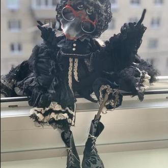 Кукла игрушка ВОРОНА