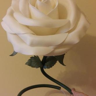 Настольная лампа Роза