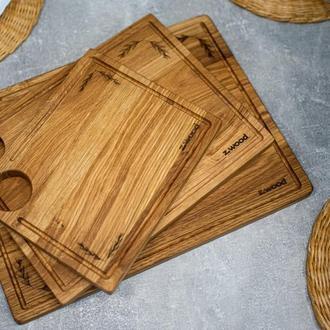 Набор разделочных досок z.wood, А-1033